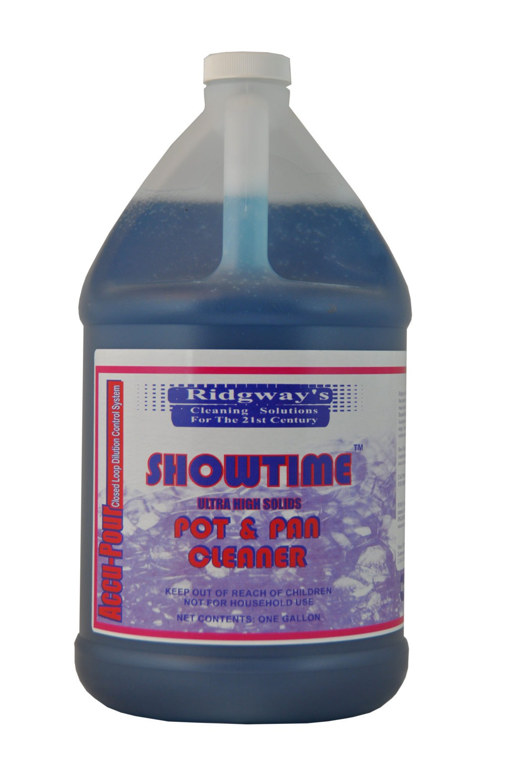 Show Time Pot Amp Pan Cleaner
