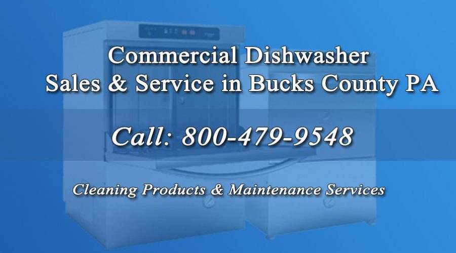 Commercial Dishwasher Sales & Service Warrington PA