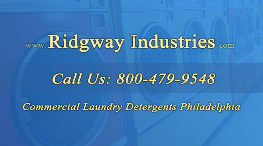 Commercial Laundry Detergents Philadelphia