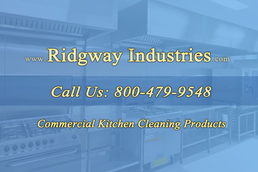 Best Way To Clean Commercial Kitchen Equipment